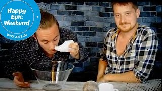 This Weird Indian Pot Goes UP Your Nose! -- HEW S1E01
