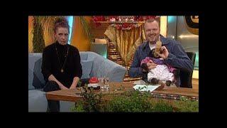 Baby Äffchen hat Schluckauf - TV total classic
