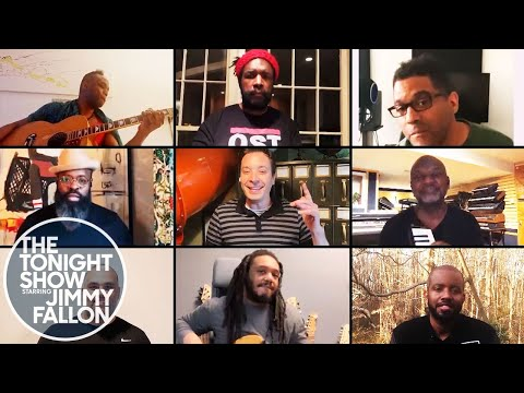 Jimmy and The Roots Cover