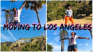 QUITTING MY JOB AND MOVING TO LA: PART 1