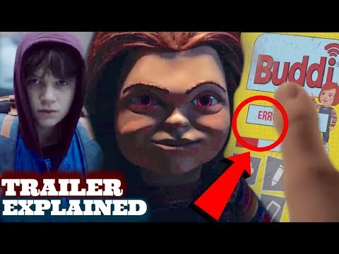 Child's Play (2019) Trailer 2 Breakdown + Things You Missed