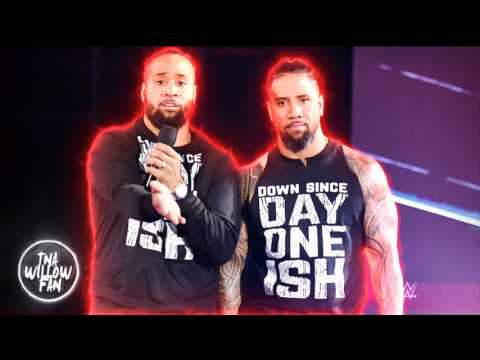 "WWE The Usos NEW Theme Song ""Done With That"" (Day One Remix) 2017 ᴴᴰ [OFFICIAL THEME]"