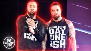 "WWE The Usos NEW Theme Song ""Done With That"" (Day One Remix) 2017/2018 ᴴᴰ [OFFICIAL THEME]"