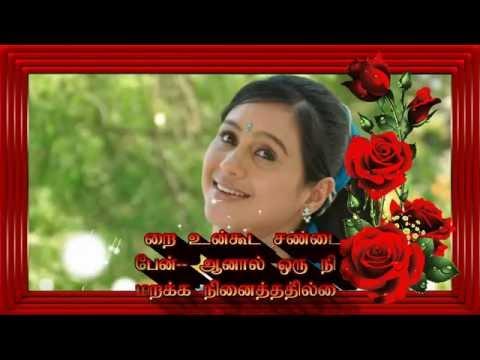 Thazhampoo selai mama un mela Tamil super meha hit love song HD