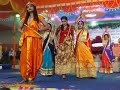 Maharaas dandia. love of lord krishna.at sworna mahotsav jirauna