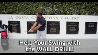 WALL DRILL GOLF TIP