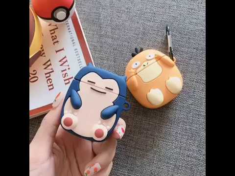 Pokemon Psyduck Premium AirPods Case