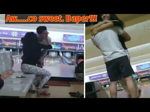 AW...Baper Deh!!!FUll LIVE VERREL Bramasta  U0026 Natasha Wilona Bowling Bareng