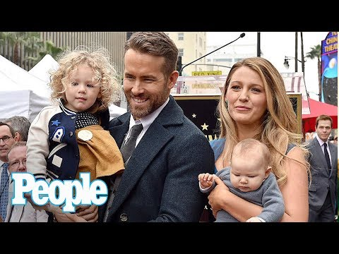 Ryan Reynolds Says His 'Dime-Store Thug' Daughter Steals Tootsie Rolls On Set | People NOW | People