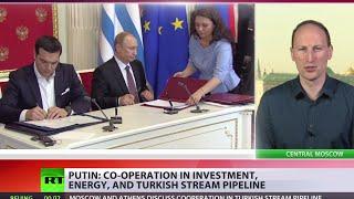Putin: Greece hasn