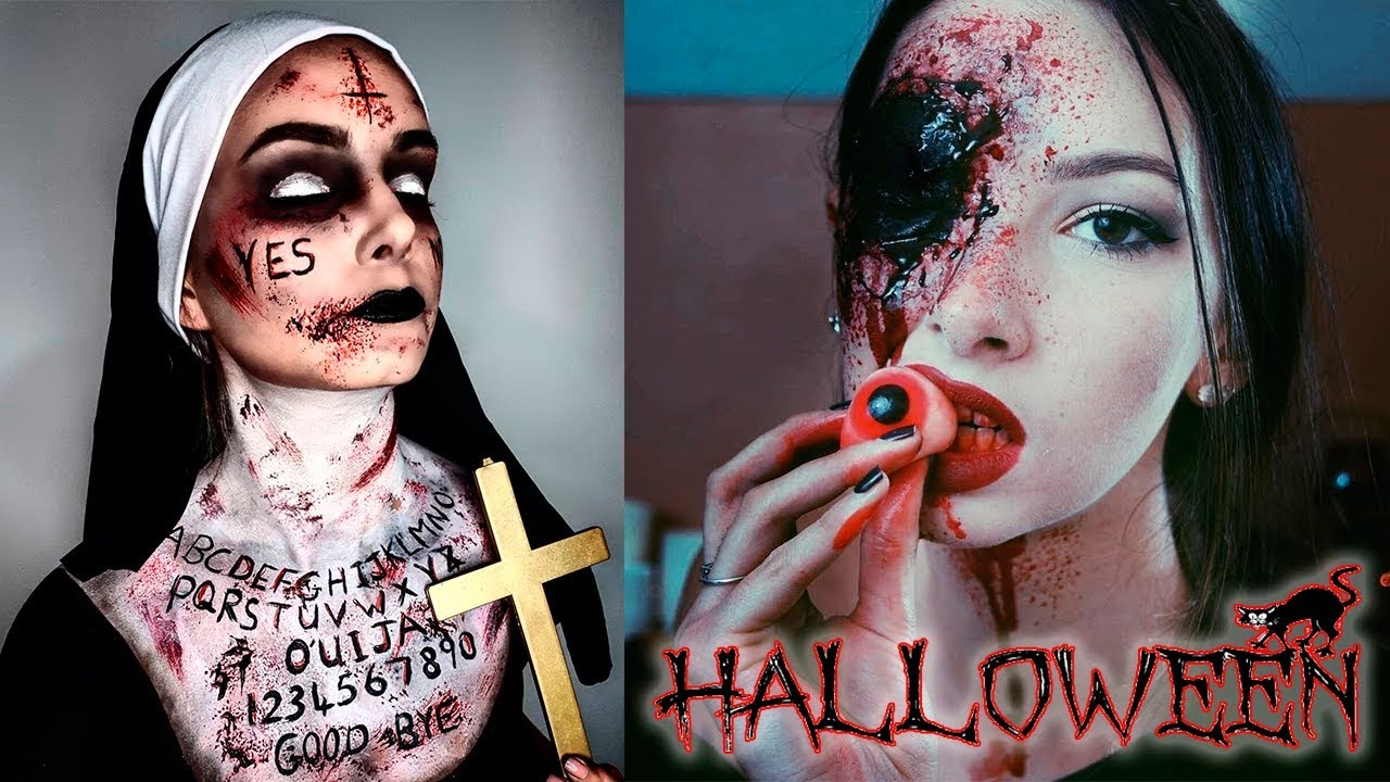 Best Halloween SFX Makeup Compilation 2018 - Ideas & Makeup Tutorials For Halloween