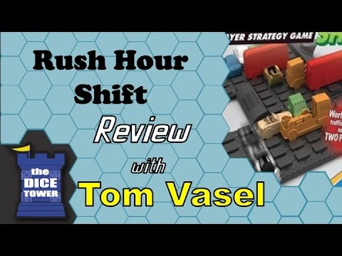 Rush Hour Shift Review - With Tom Vasel