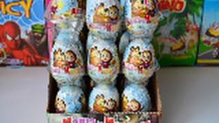 Кіндер сюрприз Маша і Ведмідь ч. 2 (ЖАХ Турецьких яєць) Kinder Surprise Masha and the Bear horror