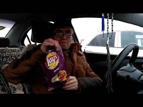 Чипсы картофельные Lays Донер и Lays Нежный сыр с Луком