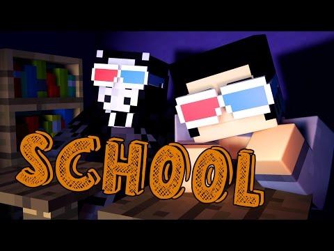 Minecraft School MOVIE! - 6 KILLERS, 5 SEASONS, 55 EPISODES! | Minecraft Roleplay
