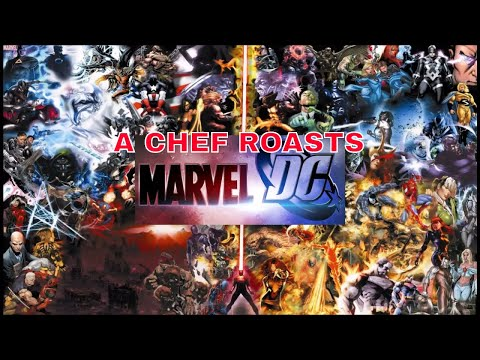 MARVEL VS DC COMICS : WHO WILL WIN?  DC COMICS WILL WIN!!  THEY ALWAYS DO SJW MARVEL SUCKS