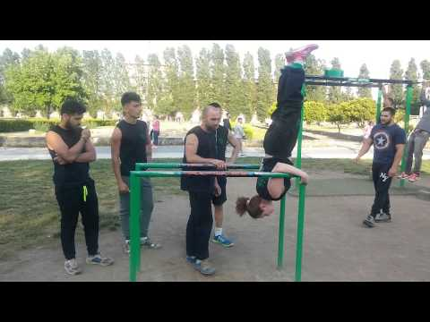 1° Meeting Calisthenics & Jungle Workout Napoli 2015 !!!