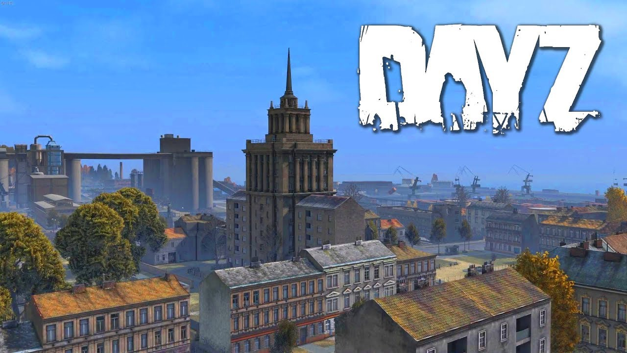 DayZ Standalone - First Report - New Cherno - Map Design - New Gameplay on