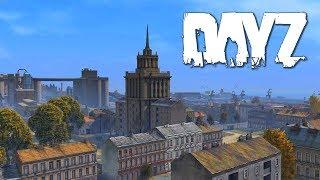 DayZ Standalone - Erster Bericht - Neues Cherno - Map-Design - Neues Gameplay - German Info - Luzi