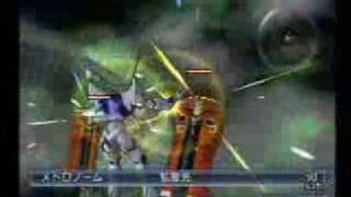RahXephon PS2 Game Video 3