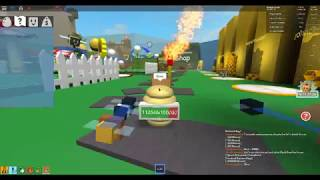 Roblox: Bee Swarm Simulator | Hatching the Diamond Egg from Black Bear's Quest!