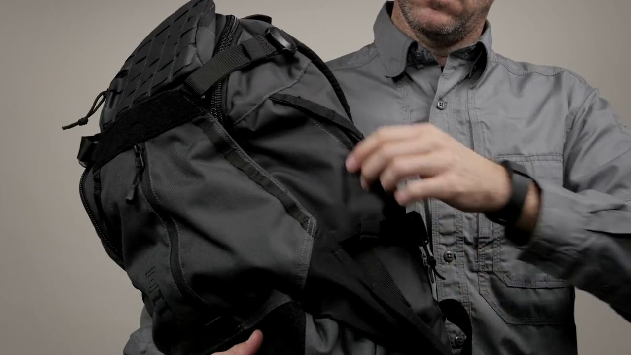 dde974b8c0 5.11 Tactical HAVOC 30 BACKPACK - YouTube