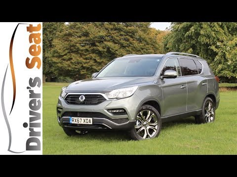 SsangYong Rexton 2017 SUV Review | Driver's Seat