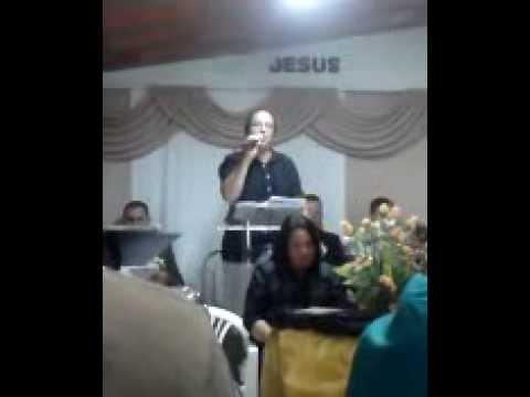 Paam VerAssun-Sônia VerAssun Pregando em Fartura.