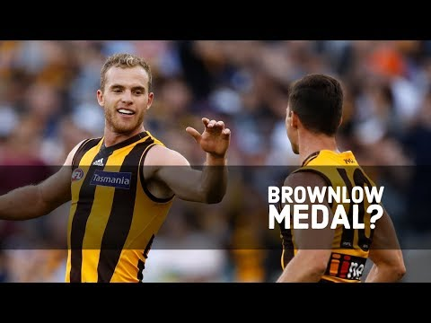 WHY TOM MITCHELL WILL WIN THE BROWNLOW MEDAL (AFL)