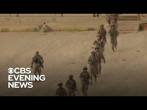 Inside Afghanistan as U.S. prepares for troop withdrawal