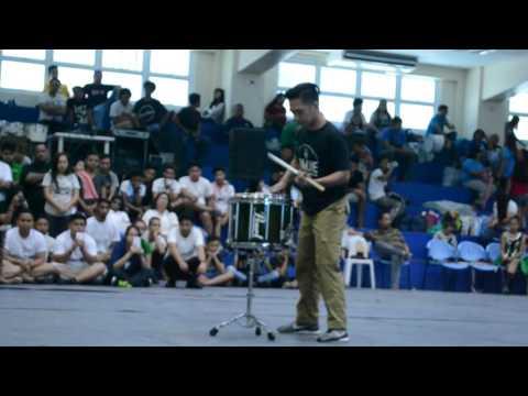 PAMSBI 2016 Solo Snare Champion