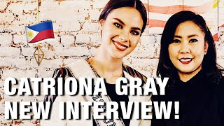 CATRIONA GRAY PLAYS HEADS UP Game Challenge on Jeepney Channel