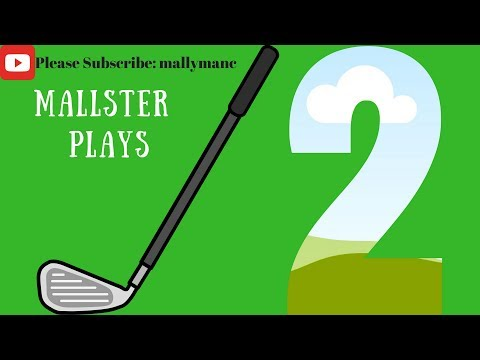 Golf club 2 galactic shenanigans @ Mallsters mountain retreat