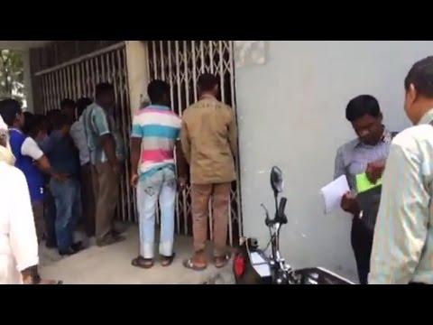 Relatives are waiting at Morgue মর্গে স্বজনদের অপেক্ষা
