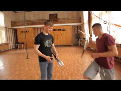 Профессия артист цирка