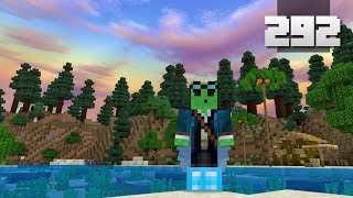 Let's Play Minecraft - Ep.292 : The Glowing One 2/Biome Enhancement/Lab Doors