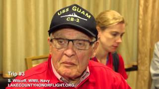 Lake County Honor Flight-Best Trip Moments