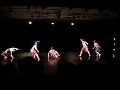 Spanish contemporary dance