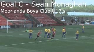 Jamie Skinner Goal of the Month (May) – Goal C, Sean Monaghan
