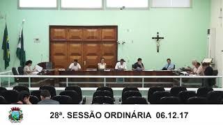 Sessão Câmara 06.12.17