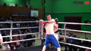Boxing 101 - Fight Nights - Scott Williams VS Curtis Lee