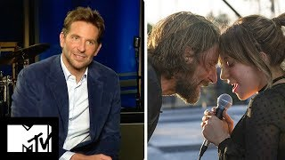 Bradley Cooper Talks About Shallow & His Sex Scenes With Lady Gaga | A Star Is Born | MTV Movies(, 2018-10-02T19:00:01.000Z)