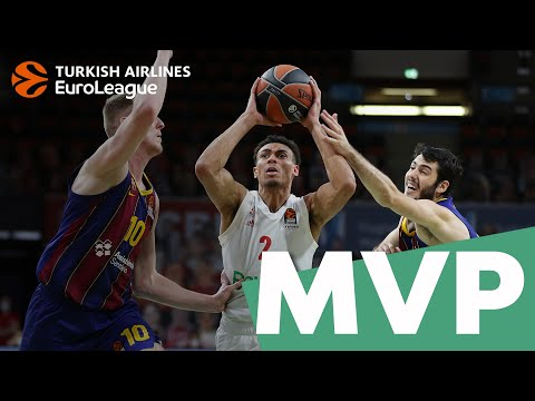 Turkish Airlines EuroLeague MVP of the Week: Wade Baldwin, FC Bayern Munich