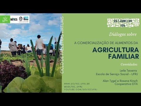 """""""Comercialização de Alimentos da Agricultura Familiar"""" - Debate/Painel Temático"""