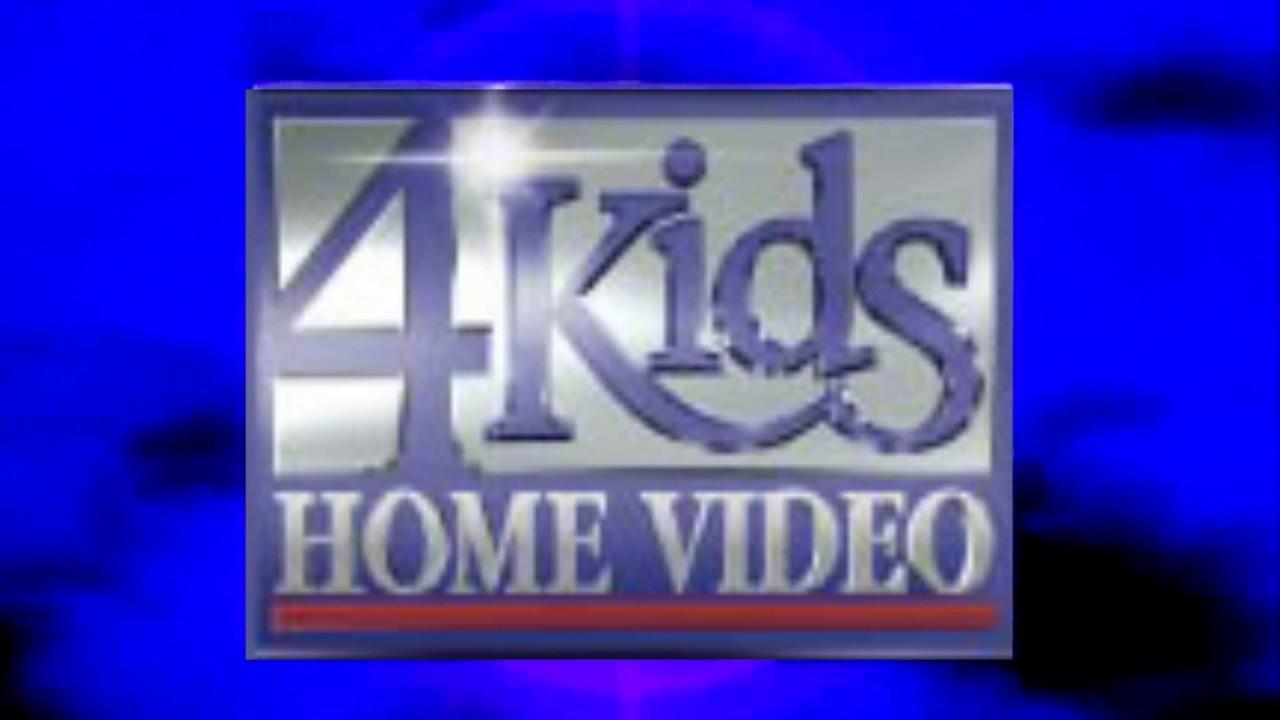 4kids Home Video Youtube