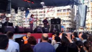 Pinhani - Dön bak dünyaya - İzmir Konser Video