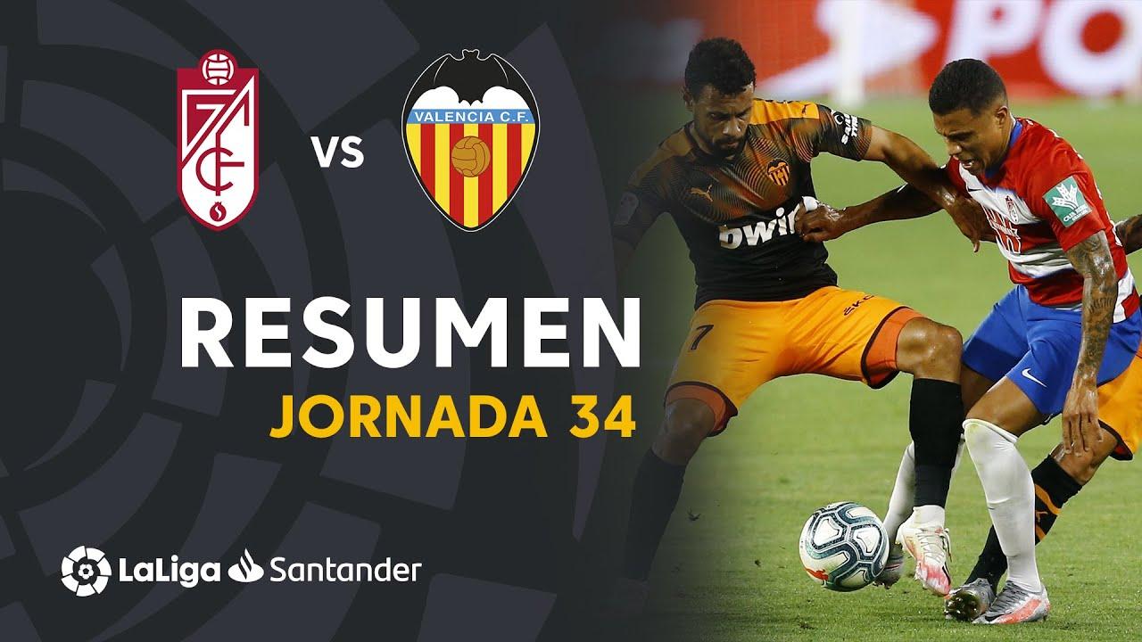 Download Resumen de Granada CF vs Valencia CF (2-2)