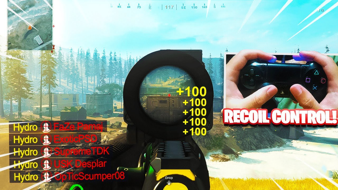 Download The *SECRET* On How To CONTROL RECOIL in WARZONE! (Perfect Aim Tips & Tricks)