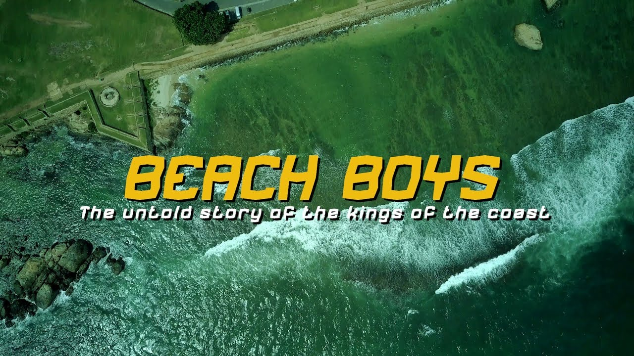 Beach Boys of Sri Lanka - The Untold Story