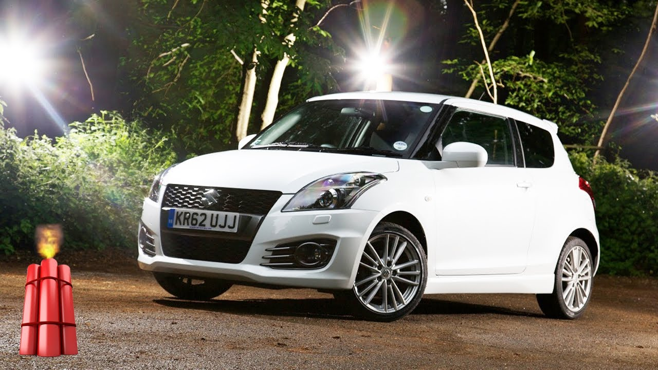Charming Ticking Timebomb: Suzuki Swift Sport Review   YouTube